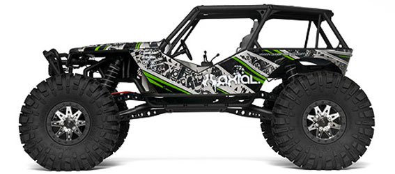 Axial Wraith 4wd Rock Racer