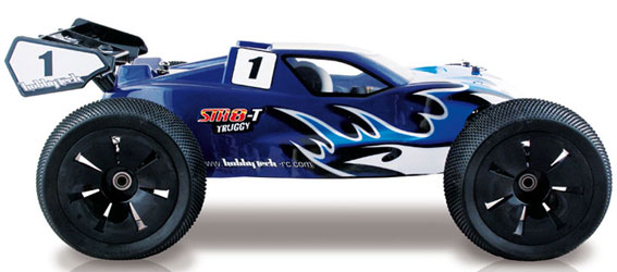 Hobbytech STR8-T2
