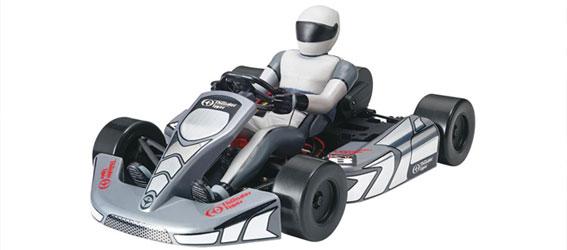 Thunder Tiger® 1/8 Scale Go Kart