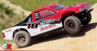 Review: Hong Nor SCRT10 Short Course Truck   CompetitionX - Tony Phalen
