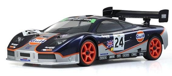 Kyosho Fazer GP McLaren F1 GTR Ready Set