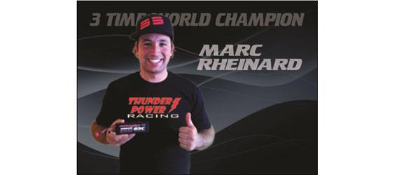Marc Rheinard Joins Thunder Power