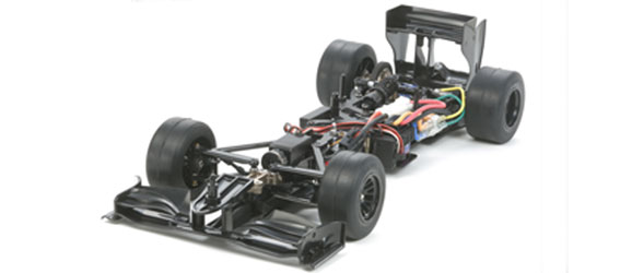 Tamiya F104X1 Chassis