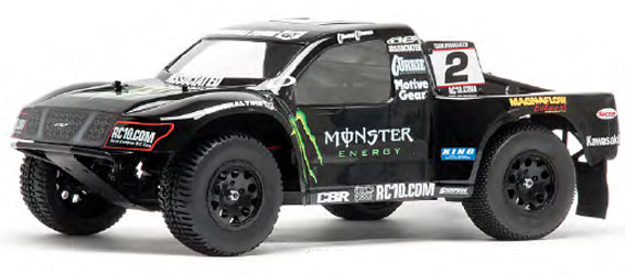 Team Associated SC10RS RTR