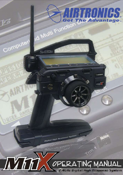 Airtronics Radio Gear Manuals