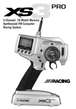 JR Radio Gear Manuals