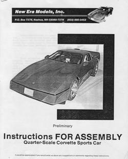 New Era Models Manuals
