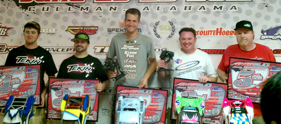 Tekin Dominates at the 2011 AMS Shootout 2.0!