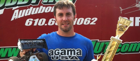 Agama's Jamie Grayek Wins Hobby Hut Summer Slam