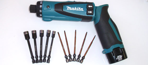 Makita Power Tool / Team Associated Driver Bits