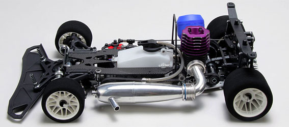 Mugen Seiki MRX5 Kit