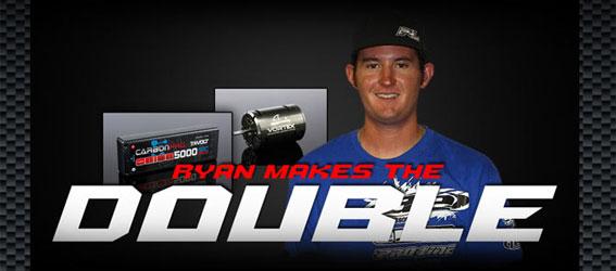 Ryan Cavalieri Wins 2WD/4WD Titles at 2011 IFMAR Worlds