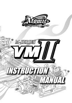 Atomic RC Racing Manuals
