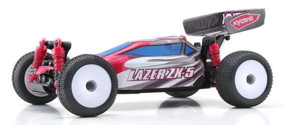 Kyosho Mini-Z Buggy Lazer ZX-5 MB-010