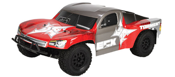 Electrix RC Torment Short Course Truck