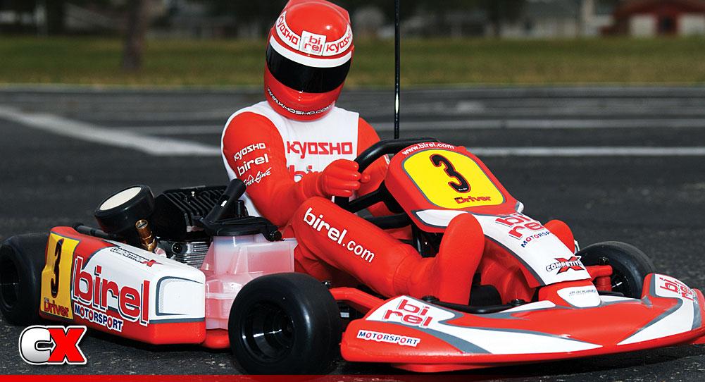 Review: Kyosho Birel R31-SE Go Kart