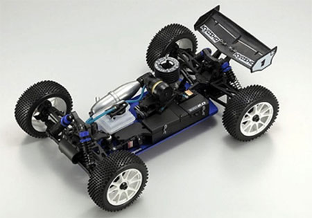 Review: Kyosho DBX 2.0 Chassis Shot