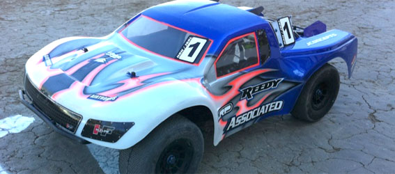Team Associated/Ryan Maifield/JConcepts Win Pro 4 4x4 SCT at 2011 Reedy Truck Race