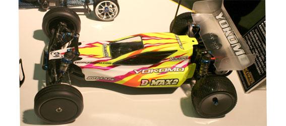 Yokomo B-Max2 2WD Buggy