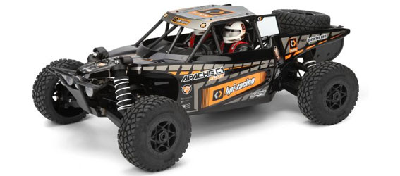 HPI Apache C1 4WD Flux Brushless Buggy