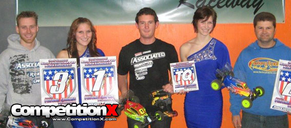 Ryan Cavalieri TQs and Wins 3 Classes - Northern Nationals