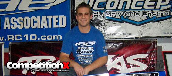 AE/Reedy/LRP's Hartson Wins 2011 ROAR Regional 12 Championship