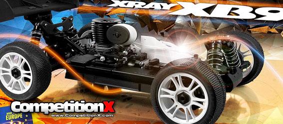 Team XRay XB9