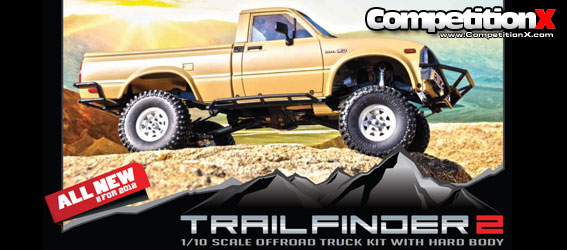 RC4WD Trailfinder 2