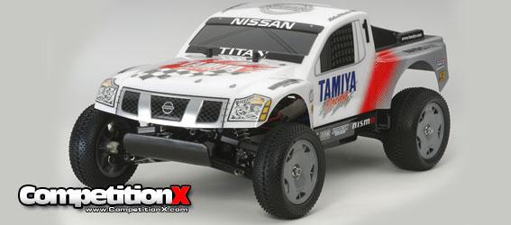 Tamiya Nissan Titan Racing Truck