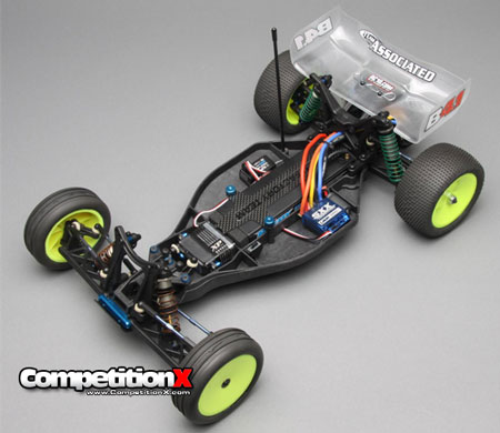 Team Associated Rc10b4 1 World Championship Edition Buggy