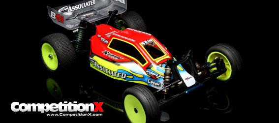 Team Associated RC10B4.1 World Championship Edition Buggy