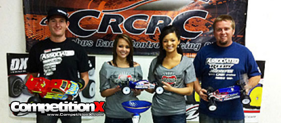 Team Associated Rules CRCRC Electric Winter Midwest Championships