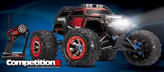 Traxxas Summit Gets A Makeover