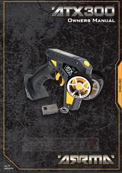 Arrma Radio Gear Manuals