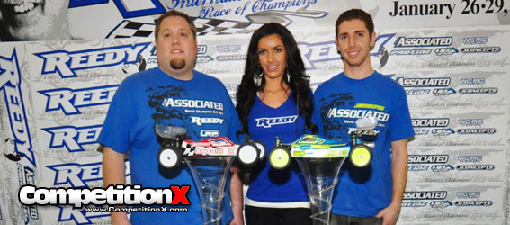 AE's Due/Numan Dominate Open Class at the 2012 Reedy Race