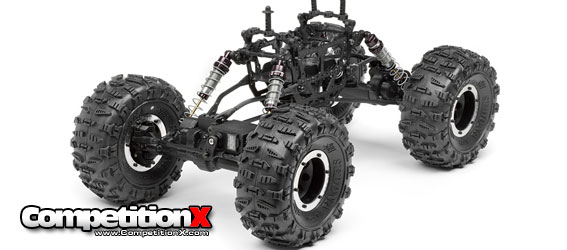 Hot Bodies Competition Rock Crawler