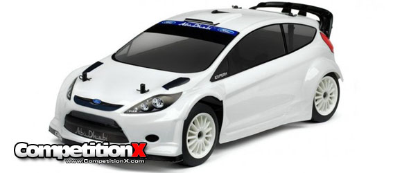 HPI WR8 Flux 4WD Rally Car