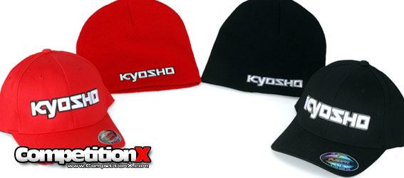 Kyosho Ballcap and Beanie