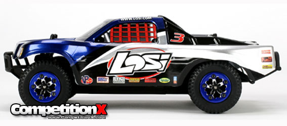 Losi 1/14 RTR 4WD Short Course Truck