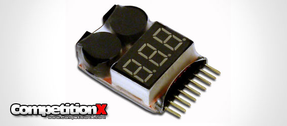 MaxAmps.com LiPo Battery Tester and Low Voltage Alarm