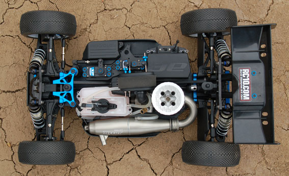 Rc8. 2e brushless ready-to-run | team associated.