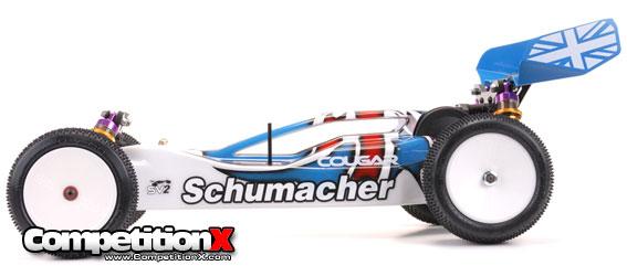 Schumacher Cougar SV2 2WD EP Buggy