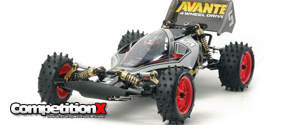 Tamiya Avante Black Edition