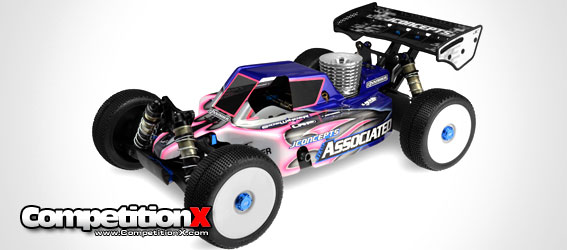 JConcepts Illuzion Finnisher Body for the Team Associated RC8.2