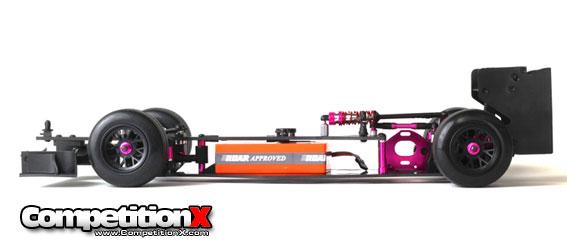 McKune Designs MD FGX Carbon Fiber Conversion Kit
