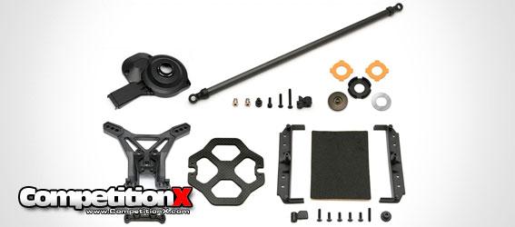 Team Associated SC10 4X4 Upgrade Kit