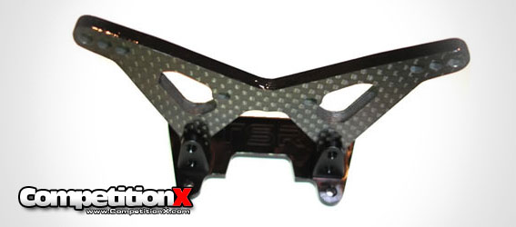Team SR Losi 22 Carbon Fiber Rear Shock Tower