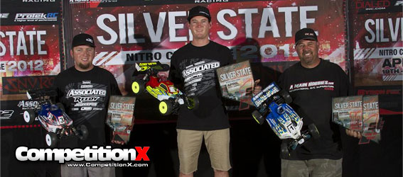 Cavalieri, Maifield go 1-2 In Expert Buggy at Silver State