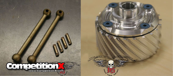 DarkSoul Performance Parts for the Losi 5IVE-T and HPI Bajas