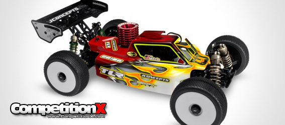 JConcepts Finnisher Body for TLR 8ight 2.0
